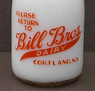 Bill Bros Dairy
