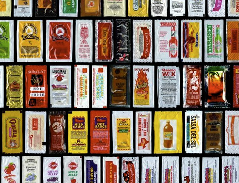 Condiments Packaging