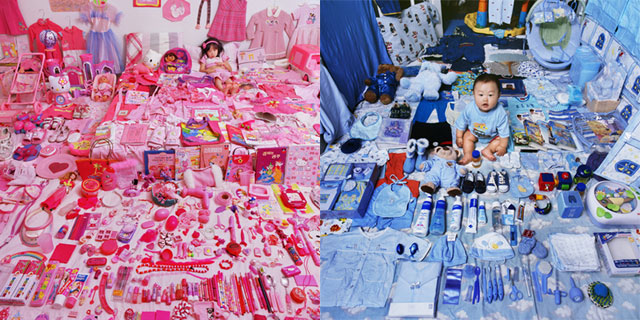 The Pink & Blue project