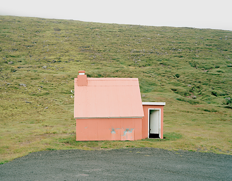 "4x5"" NEG, 2008. Constructional architecture from Iceland"