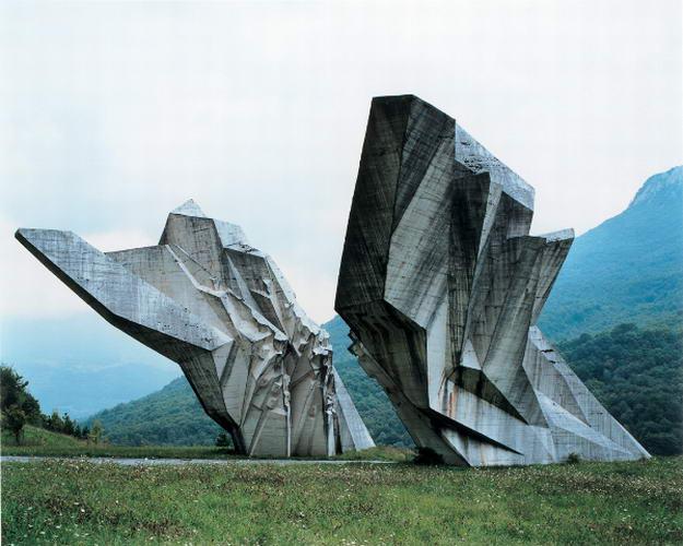 """"""" Spomenik #1"""" , 2006 / 101 cm X 124 cm"""